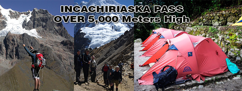 incachiriasca-pass-by-quechuas-expeditions Inca Trail via Salkantay 4/D 3/N(Recommended)
