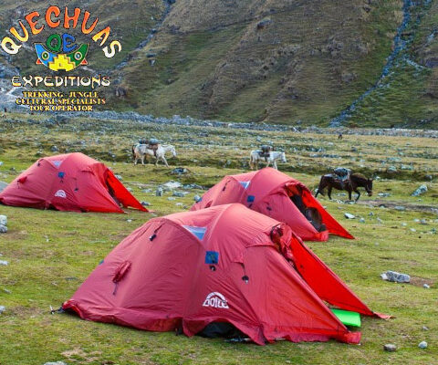 quechuas-camping-equipment-480x400 Inca Trail Camping Equipment