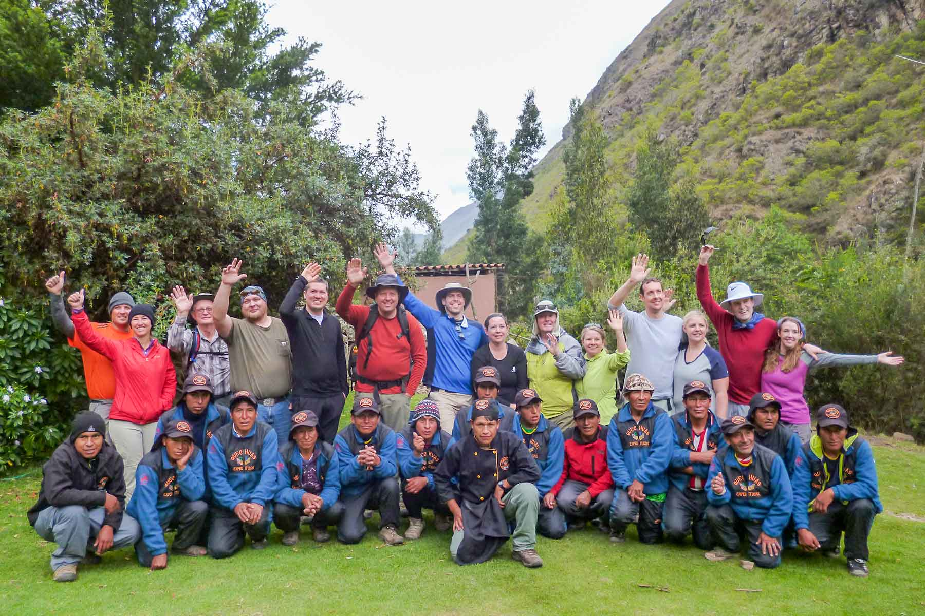 Lima Cusco Special Inca Trail Package 9 Days (7)