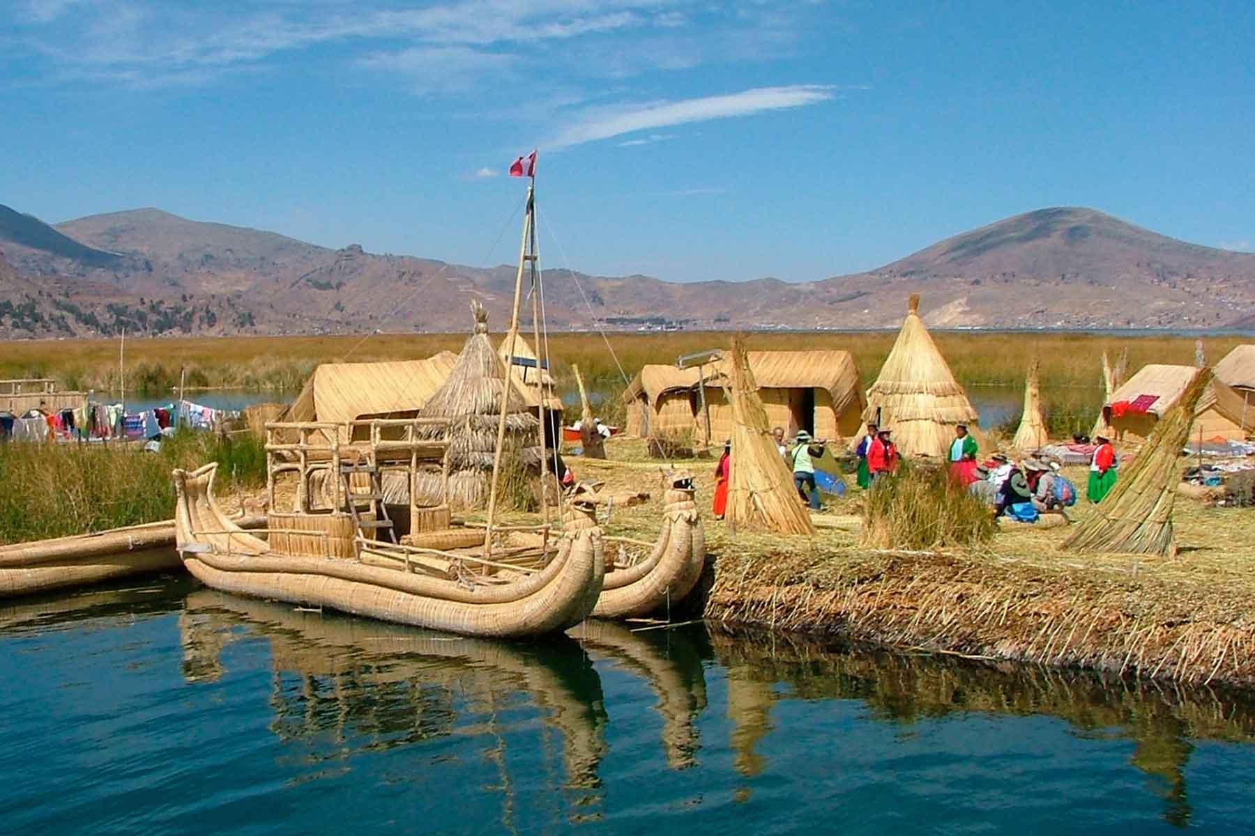 Titica Lake Tour Quechuas Expeditions (1)