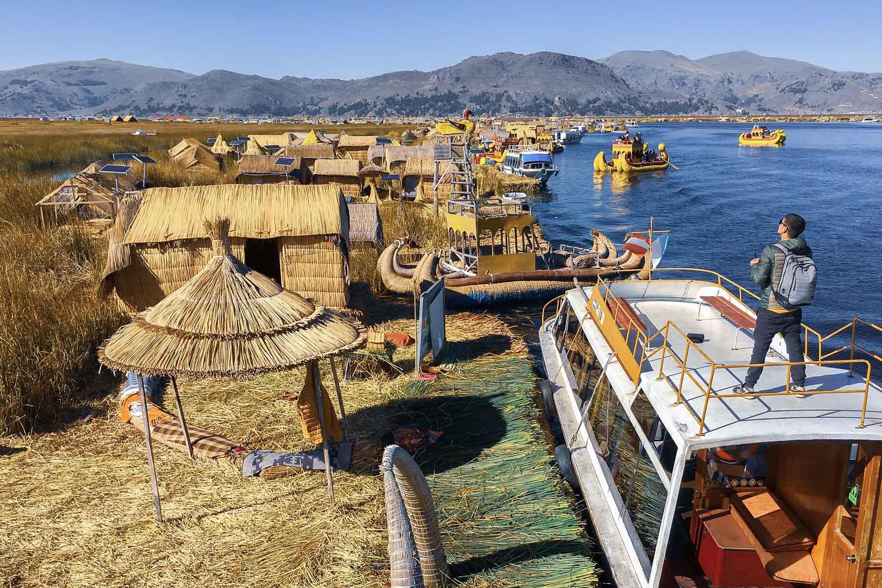 Titica Lake Tour Quechuas Expeditions (3)