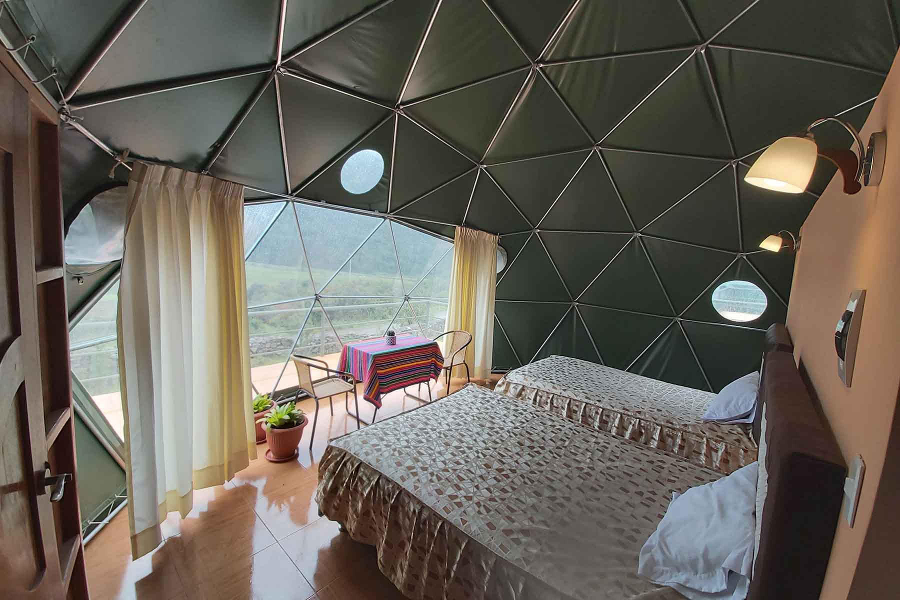 Salkantay & Humantay Sky Lodge Dome 2 Days Quechuas Expeditions (4)