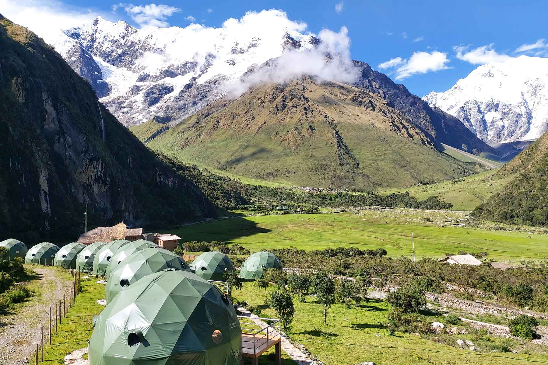 Salkantay & Humantay Sky Lodge Dome 2 Days Quechuas Expeditions (5)
