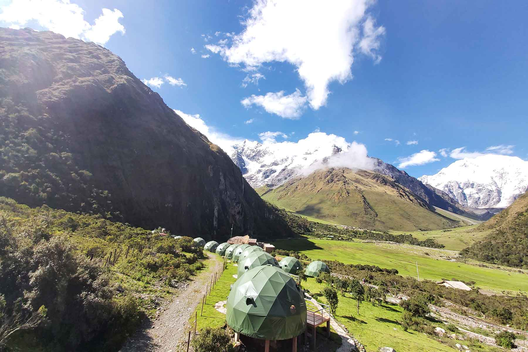 Salkantay & Humantay Sky Lodge Dome 2 Days Quechuas Expeditions (6)
