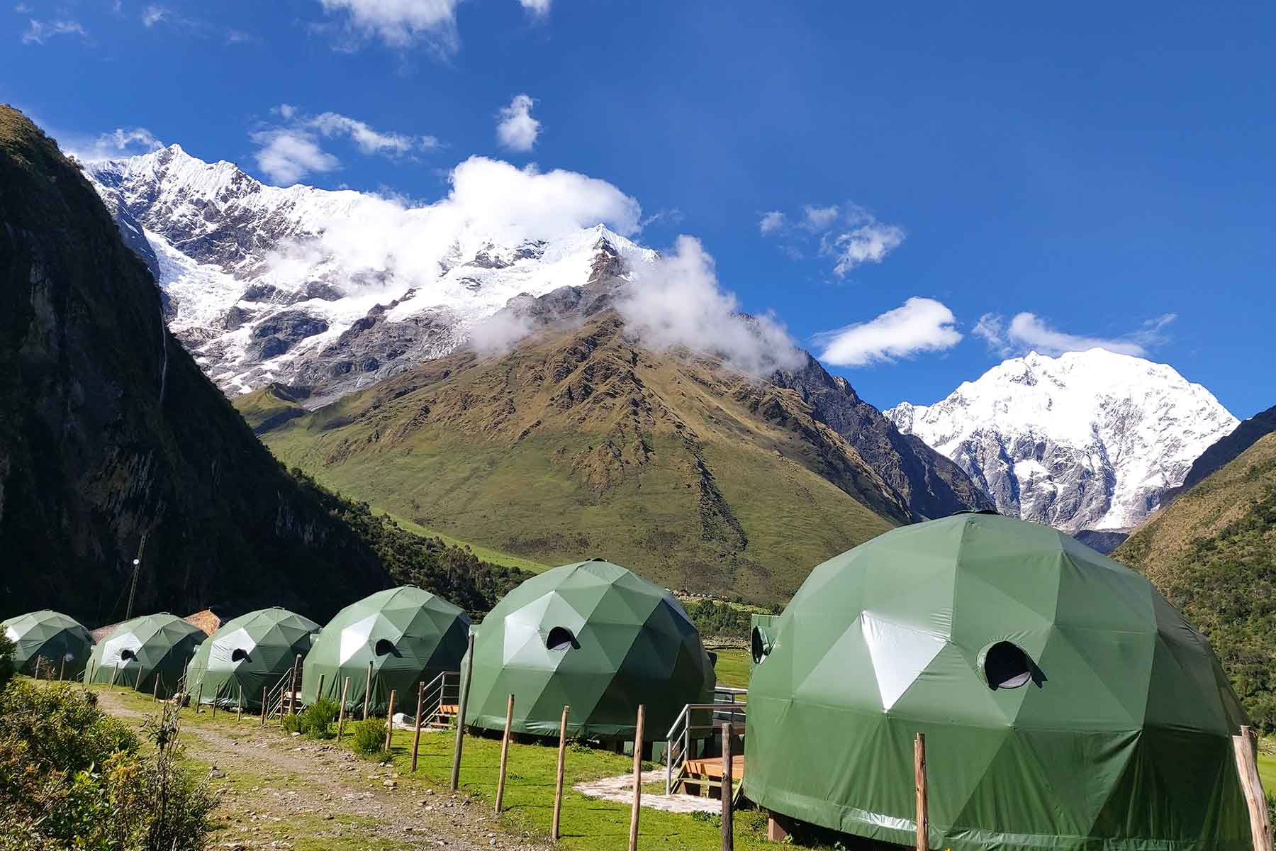 Salkantay & Humantay Sky Lodge Dome 2 Days Quechuas Expeditions (7)