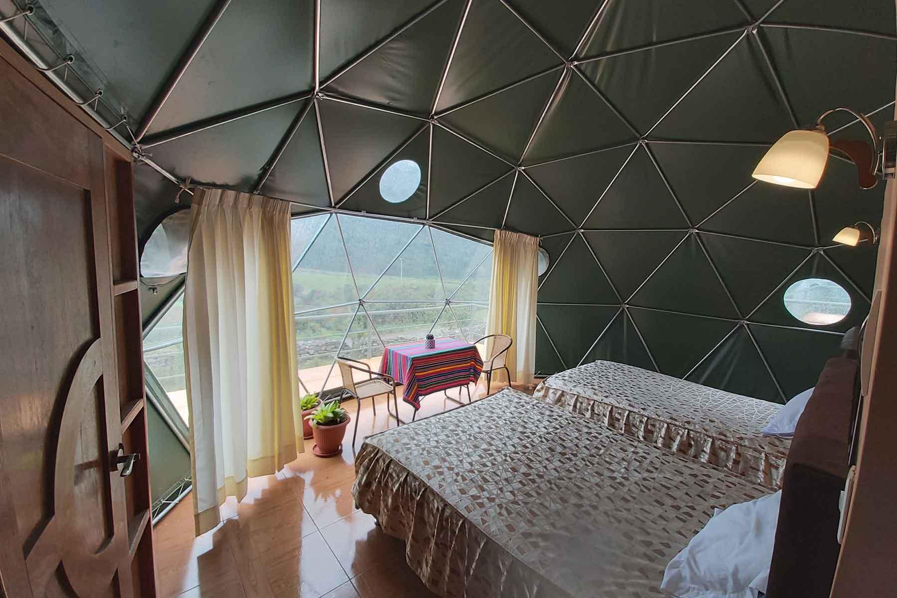 Salkantay & Humantay Sky Lodge Dome 2 days (3)