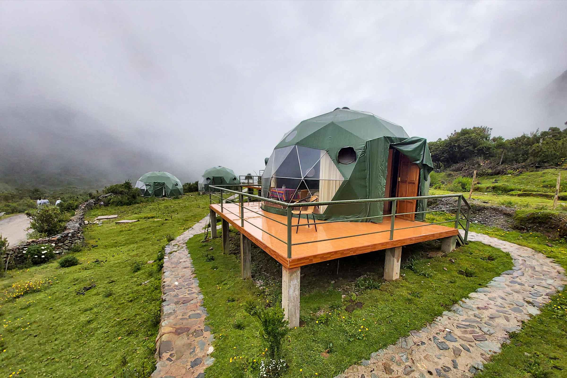 Salkantay and Humantay Sky Lodge Dome