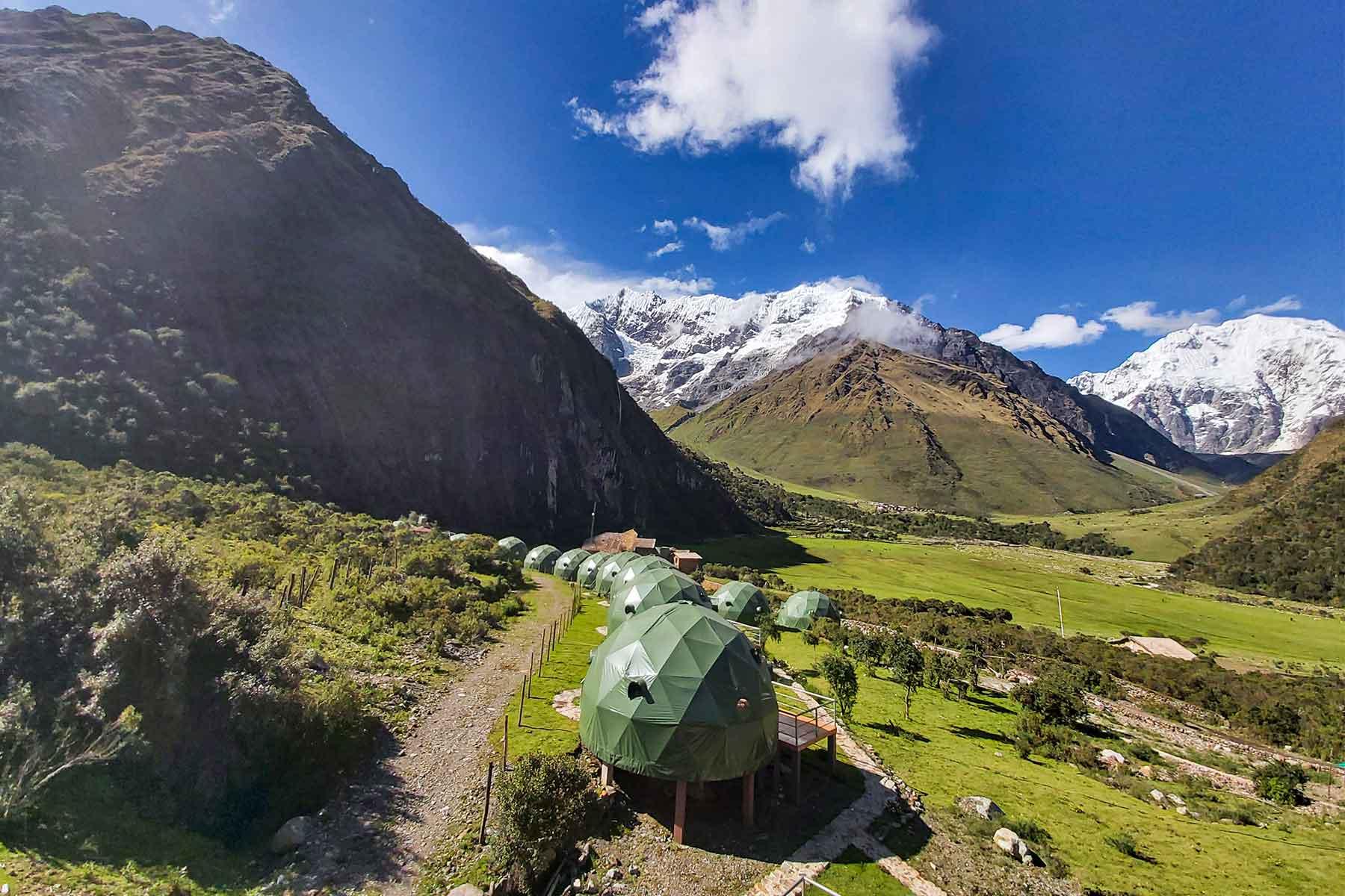 Salkantay Trek 4 days 3 Nights Quechuas Expeditions (7)