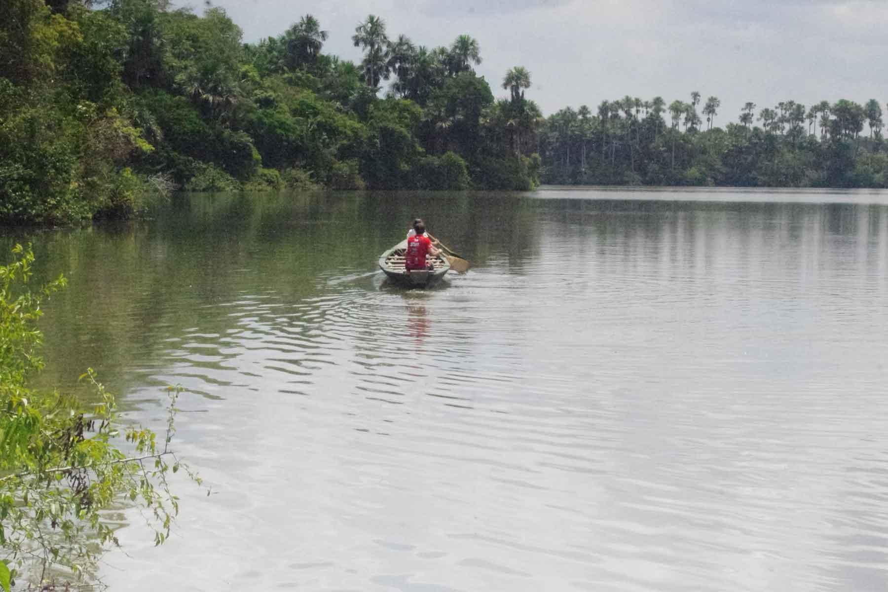 Tambopata Sandoval Lake (3)