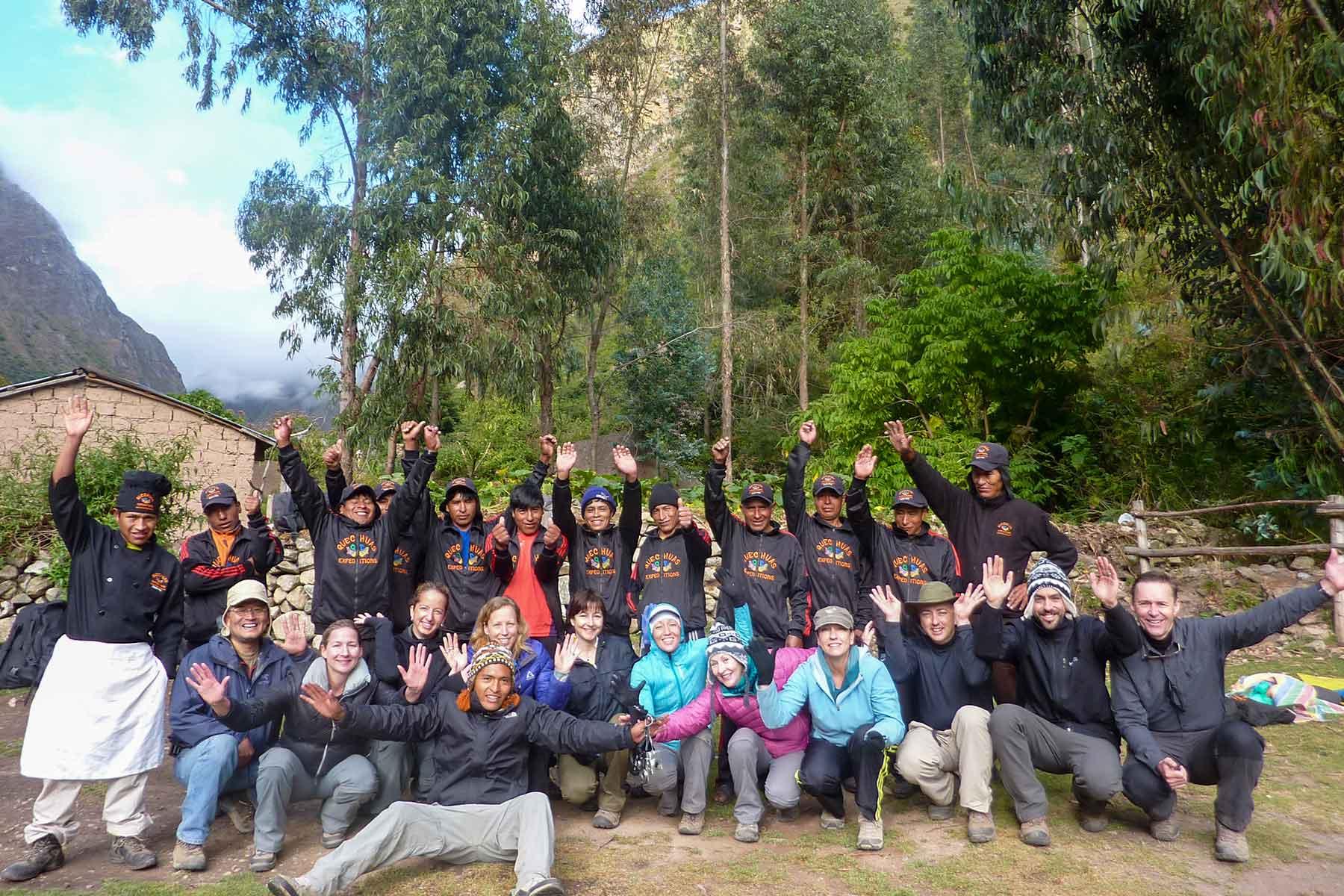 Classic Inca Trail (2)