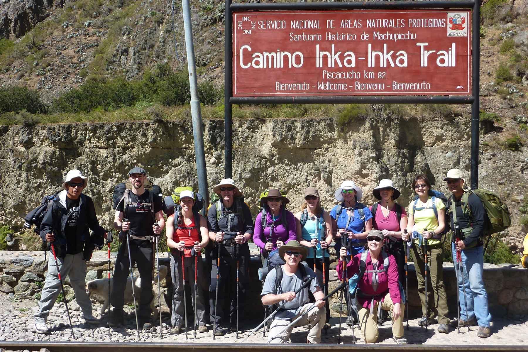 Classic Inca Trail (4)