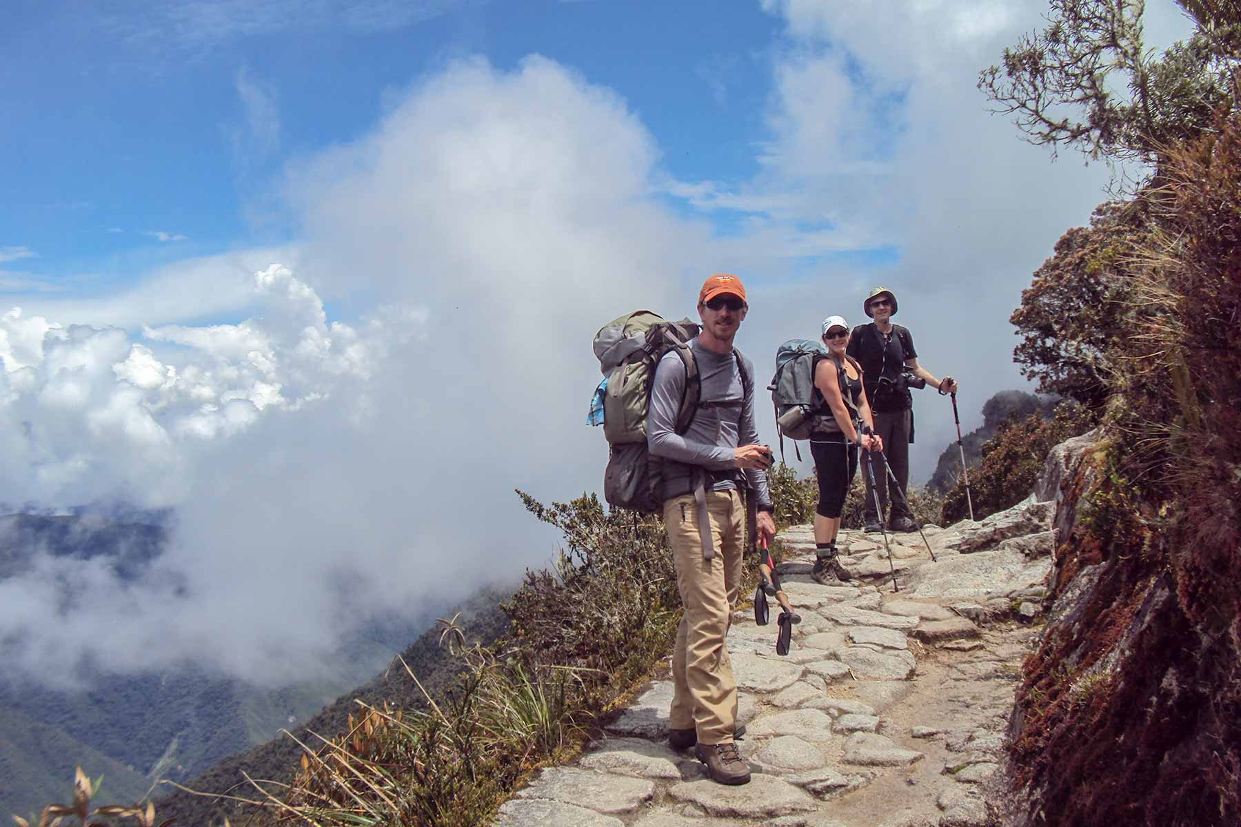Inca Trail Peru 4 Days Group Service Quechuas Expeditions (4)