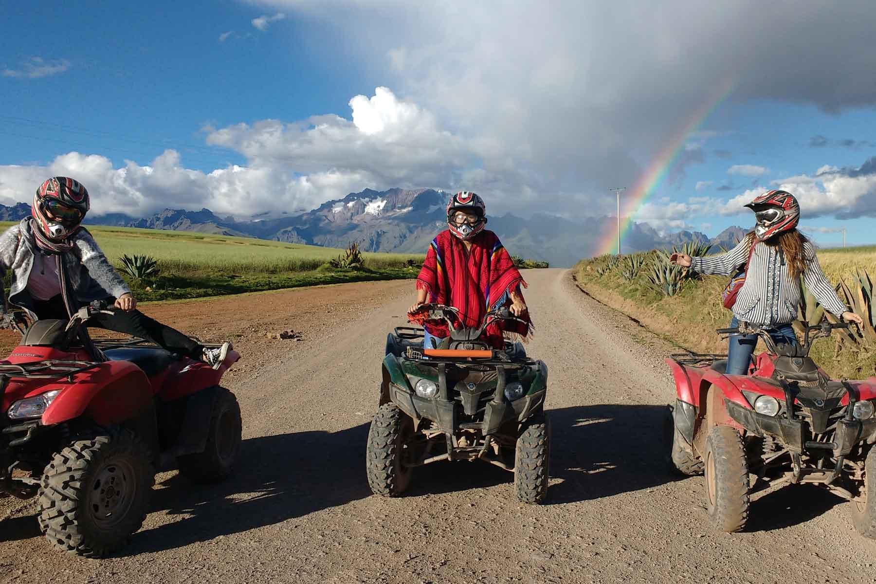 Quad Biking Atv Maras Moray Full Day Quechuas expeditions (2)
