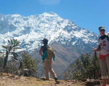 Salkantay & Inca Trail 4/D 3/N(Recommended) Permits NOT Required
